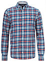 Tommy Hilfiger Sasha Check Long Sleeve Shirt, Dutch Navy