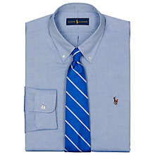 Buy Polo Ralph Lauren Estate Long Sleeve Shirt Online at johnlewis.com