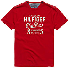 Buy Tommy Hilfiger Kris T-Shirt Online at johnlewis.com