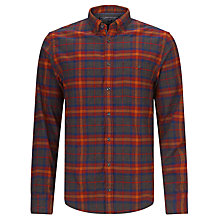 Buy Tommy Hilfiger Lexie Long Sleeve Check Shirt, Multi Online at johnlewis.com