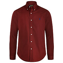 Buy Polo Ralph Lauren Slim Fit Dress Shirt Online at johnlewis.com