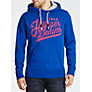 Buy Hilfiger Denim Logo Jersey Hoodie, Surf The Web Online at johnlewis.com