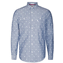 Buy Original Penguin Paisley Rain Shirt Online at johnlewis.com