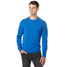 Buy Original Penguin Lambswool Crew Neck Jumper Online at johnlewis.com