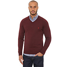 Buy Original Penguin Esquire Merino Wool Jumper Online at johnlewis.com