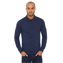 Buy Original Penguin Long Sleeve Daddy Polo Shirt Online at johnlewis.com