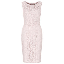 Buy Planet Lace Dress, Blush Online at johnlewis.com