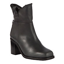 Buy Collection WEEKEND by John Lewis Shanghai Leather Ankle Boots Online at johnlewis.com
