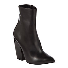 Buy Kin by John Lewis Thirty Five Leather Ankle Boots Online at johnlewis.com
