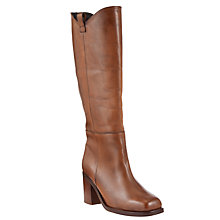 Buy Collection WEEKEND by John Lewis Montana Leather Knee High Boots Online at johnlewis.com