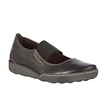 Buy John Lewis Canary Jane Leather Loafers Online at johnlewis.com