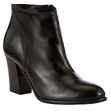 Buy Kin by John Lewis Nine Ankle Boots, Black Online at johnlewis.com