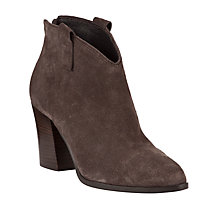 Buy Collection WEEKEND by John Lewis Mississippi Leather Ankle Boots Online at johnlewis.com