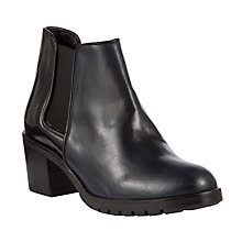 Buy John Lewis Twenty Six Leather Ankle Boots Online at johnlewis.com