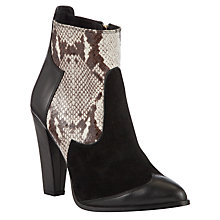 Buy Somerset By Alice Temperley Kings Ankle Boots, Black Online at johnlewis.com