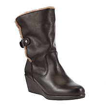 Buy John Lewis Bari Leather Calf Boots Online at johnlewis.com
