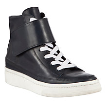 Buy Kin by John Lewis Twenty One Leather Trainers Online at johnlewis.com