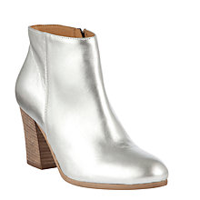 Buy Kin by John Lewis Nine Leather Ankle Boots Online at johnlewis.com