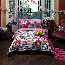 Buy Kas Carousel Duvet Cover and Pillowcase Set Online at johnlewis.com