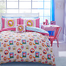 Buy Hello Kitty by Designers Guild Wonderland Duvet Cover and Pillowcase Set Online at johnlewis.com