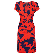 Buy Phase Eight Belle Butterfly Dress, Poppy/Navy Online at johnlewis.com