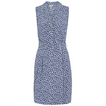 Buy NW3 by Hobbs Pioneer Dress, Well Blue Multi Online at johnlewis.com