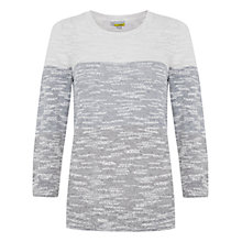 Buy NW3 by Hobbs Paige Jumper, Pastel Blue Multi Online at johnlewis.com