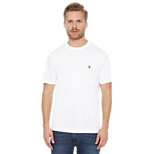 Buy Original Penguin Small Logo Crew Neck T-Shirt Online at johnlewis.com