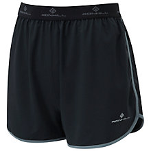 Buy Ronhill Aspiration Connect Over Shorts, Black Online at johnlewis.com
