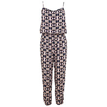 Buy Miss Selfridge 90s Aztec Jumpsuit, Assorted Online at johnlewis.com