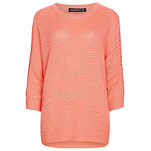 Buy Sugarhill Boutique Luella Sweater, Coral Online at johnlewis.com