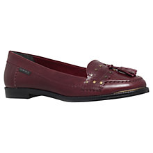 Buy Carvela Louise Leather Tassel and Stud Loafers Online at johnlewis.com