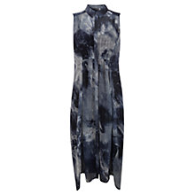 Buy Mint Velvet Luna Cocoon Shirt Dress, Multi Online at johnlewis.com