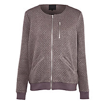 Buy Minimum Alexa Jacket, Dark Grey Online at johnlewis.com