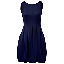 Buy Minimum Ramina Dress, Navy Online at johnlewis.com