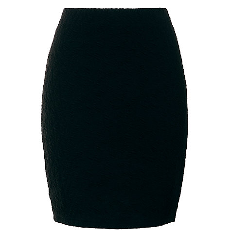 Buy Minimum Saseline Skirt, Black Online at johnlewis.com