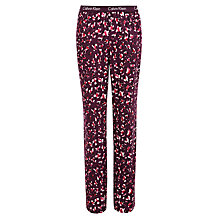Buy Calvin Klein Luminous Print Pyjama Pants, Luminous Print Online at johnlewis.com