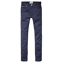 Buy Tommy Hilfiger Boys' Scanton Trousers, Navy Online at johnlewis.com