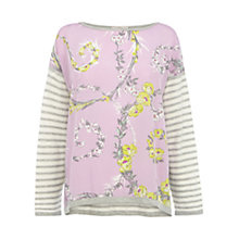 Buy Wishbone Emma Silk Mix Knit, Multi Online at johnlewis.com