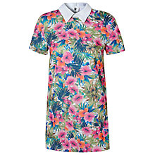 Buy True Decadence Collared Floral Shift Dress, Multi Online at johnlewis.com
