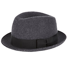 Buy Christys' Wessex Wool Trilby Hat Online at johnlewis.com