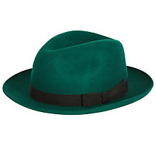 Buy Christys' Newbury Wool Trilby Hat Online at johnlewis.com