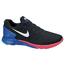 Buy Nike LunarGlide+ 6 Men's Running Shoes Online at johnlewis.com