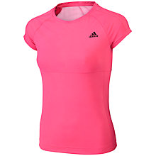 Buy Adidas Studio Power Core Tee Online at johnlewis.com