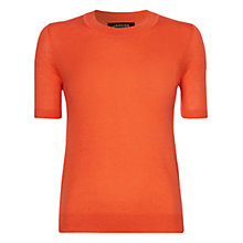 Buy Jaeger Wool Silk Knit Top Online at johnlewis.com