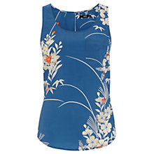 Buy Oasis Japanese Oriental Vest, Multi Online at johnlewis.com