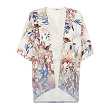 Buy Oasis Oriental Border Kimono, Multi Online at johnlewis.com