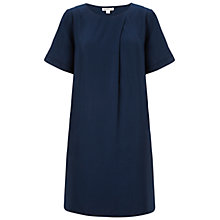 Buy Whistles Minna Dress, Blue Online at johnlewis.com