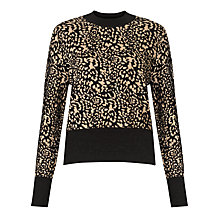 Buy Somerset by Alice Temperley Animal Jacquard Jumper Online at johnlewis.com