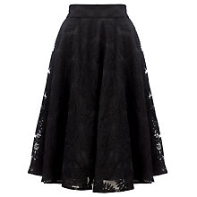 Buy Somerset by Alice Temperley Organza Skater Skirt Online at johnlewis.com
